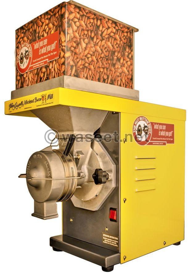 Industrial Nut Butter Maker