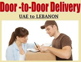 International Shipping door to door to Beirut Lebanon
