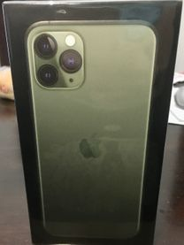 Iphone 11 Pro 256gb Midnight Green 4400SAR