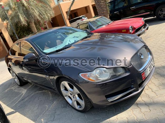 for sale Jaguar Xf model 2009