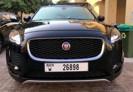 Jaguar E_pace 2019