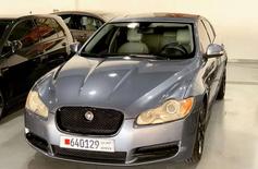 Jaguar XF V6 2009