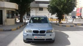 BMW X 3 Full Option for sale