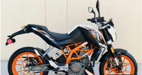 KTM DUKE 390 2015