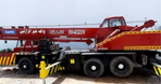 Kato 25 Ton crane