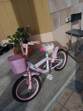 Kids girl bike 16in wheel size
