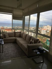 Fully Decorated Apartment For Sale In Batroun With Nice Sea ...