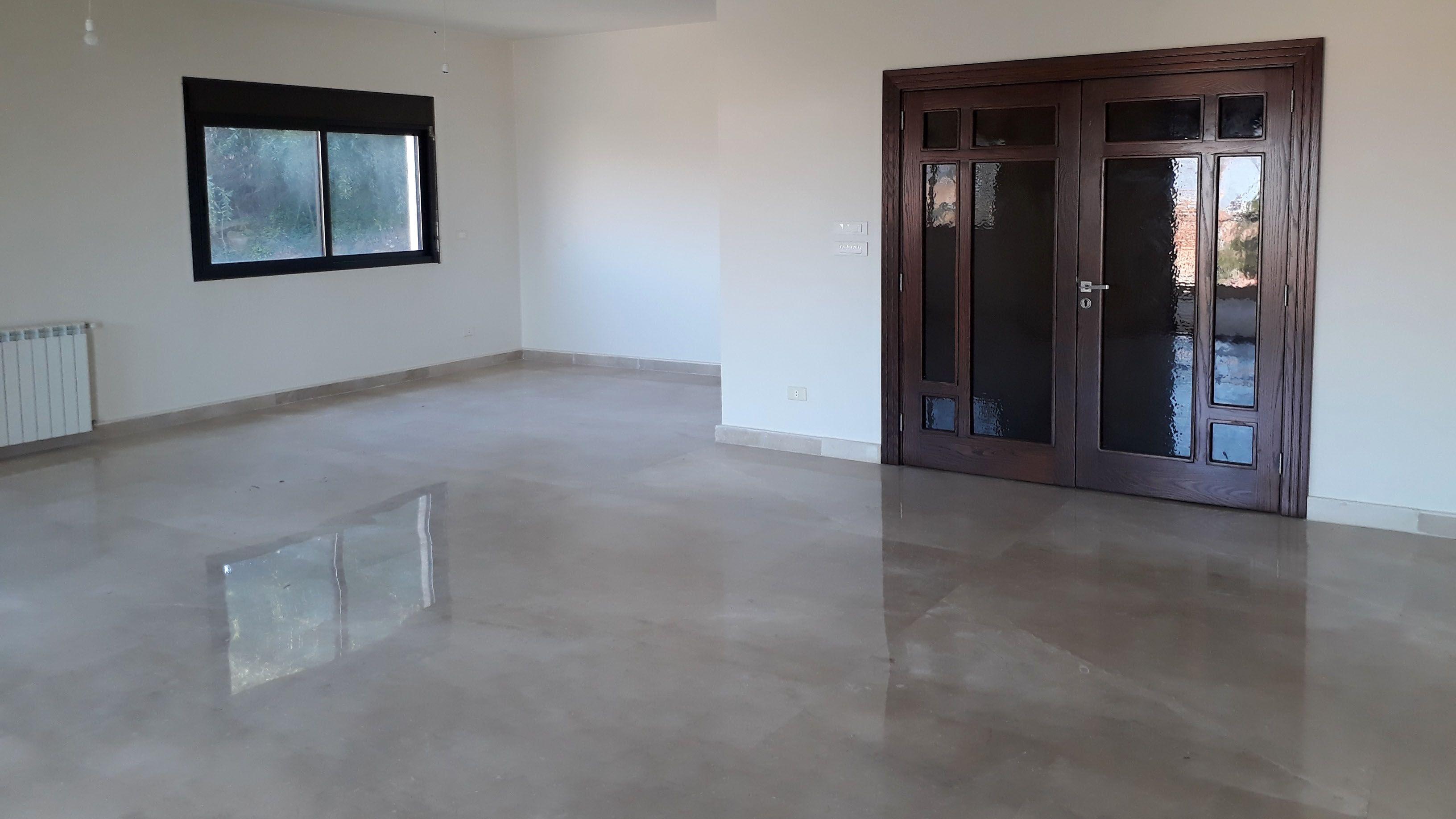 A spacious apartment of 240 sqm