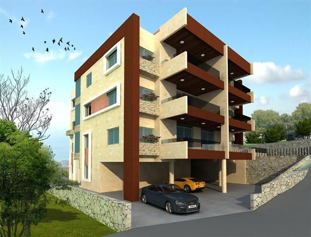 Brand New Apartment For Sale In Hboub 3 Bedrooms