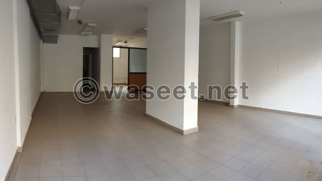 Shop For Rent in the Heart of Achrafieh