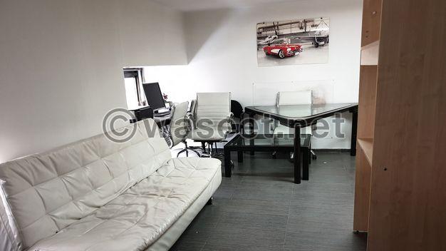 Showroom For Rent in Achrafieh