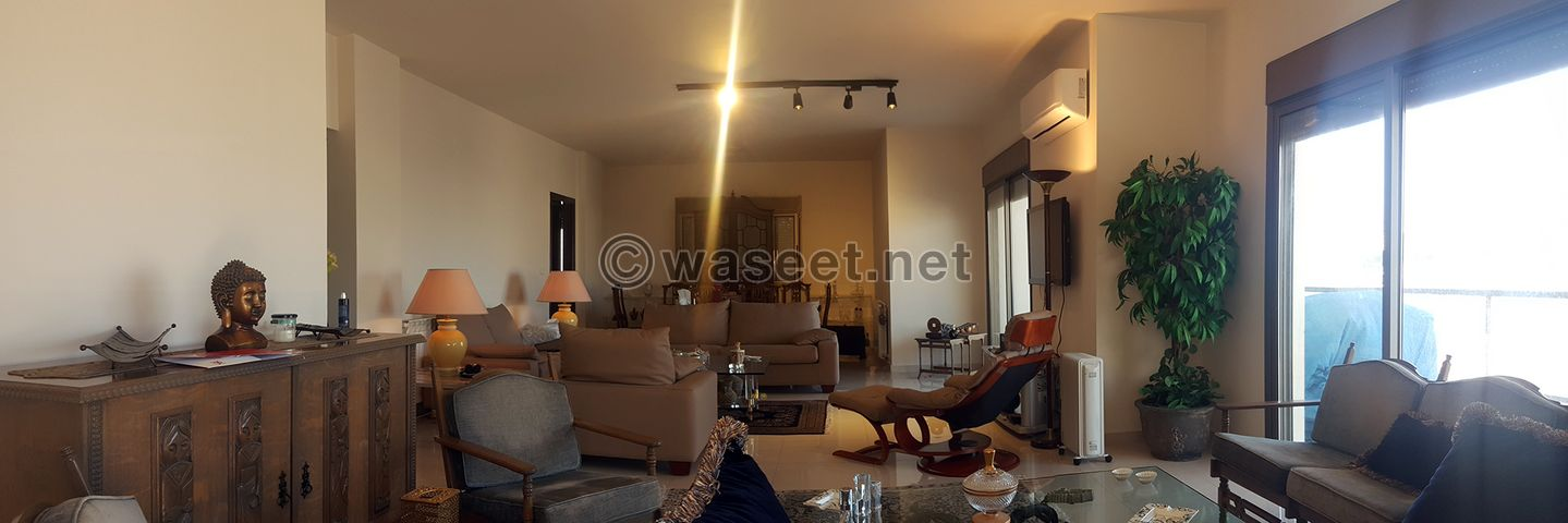4Bedroom Apartment For Sale in Louaize