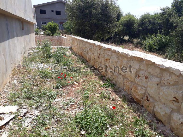 Triplex Villa with 885 sqm Land for Sale in Hamat Batroun