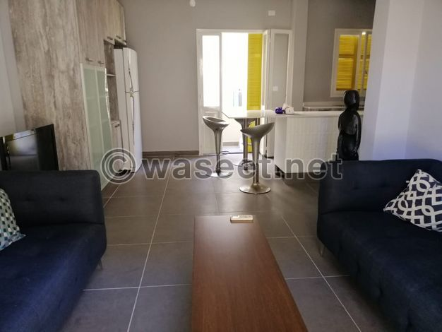 Modern Spacious Apartment for Rent in Achrafieh