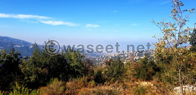 Land for Sale in Klayaat with an Unobstructed View