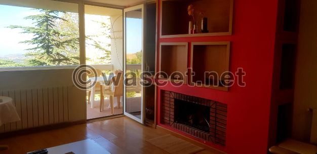 Furnished Duplex Chalet for Sale in a Prime