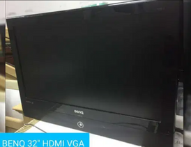 LCD TVs for sale LG, BenQ, HTL