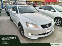 LEXUS IS350 MODEL 2008