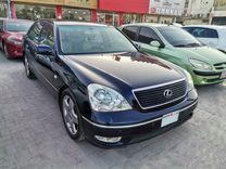 LEXUS LS 430 MODEL 2001 GOOD CONDITION