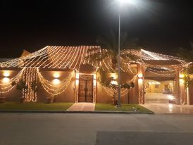 LIGHTING INSTALLATION SERVICE FOR WEDDING AND PARTY'S