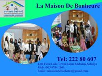 La Maison De Bonheure Psychological counselling for children with special needs