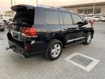 Land Cruiser GXR  V8 5.7 Gcc