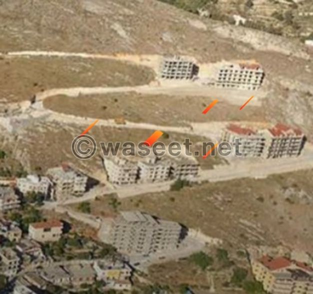 Land for sale Wadi al arayech zahle 672 sqm