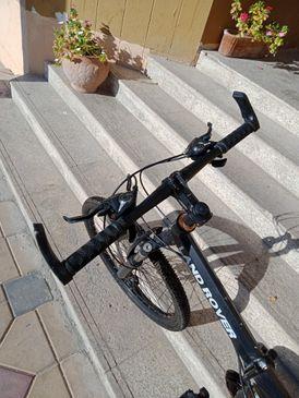 Landrover folding mtb  26in bike for sale