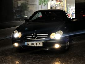 Mercedes CLK 200 2006 for sale