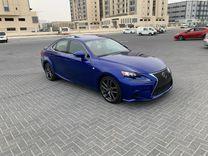 Lexus IS-200T F 2016 (Blue)