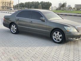 Lexus LS 430 2005 3/4 ultra