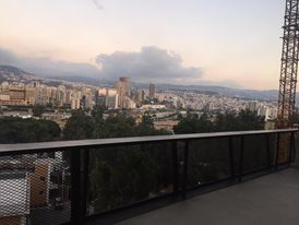 apartment For Rent in Achrafieh 180m