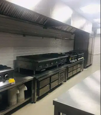 Luxury cafe and kitchen for sale