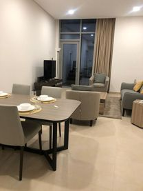 Luxury furnished flat for rent in Juffair