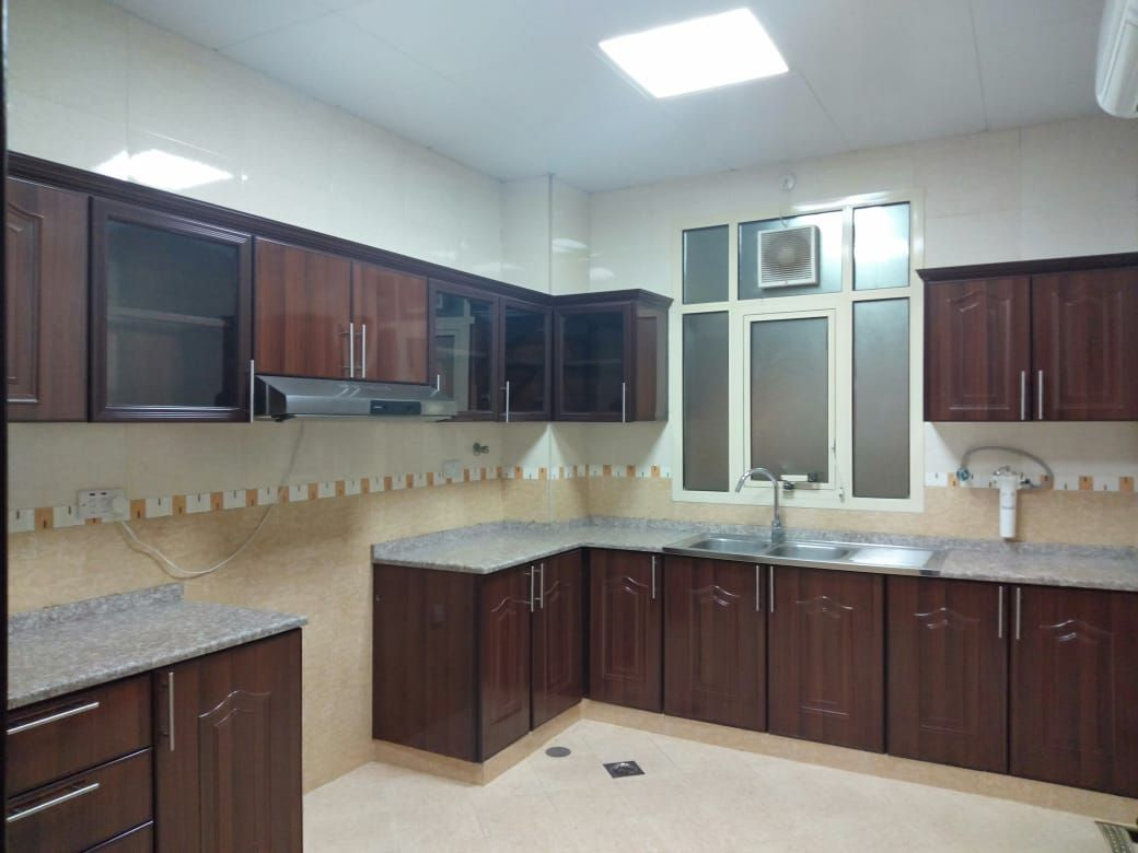 MAGNIFICENT 2 BED ROOM HALL APARTMENT FOR RENT IN KHALIFA CITY B
