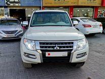 Mitsubishi Pajero 2018 mid-option agency Bahrain {33660067}