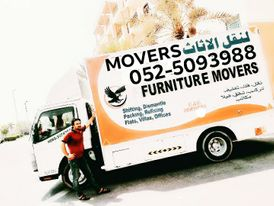 MOVERS in Packers Professional shifting