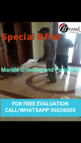 Marble Grinding Polishing special offer 3bd sqm 2