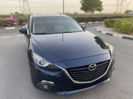 Mazda 3 2015 model sunroof option gcc spec