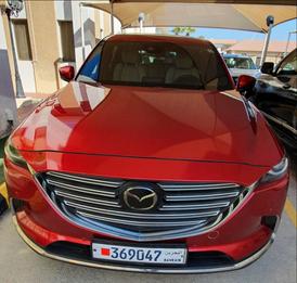 Mazda CX9 Model 2018