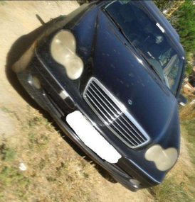 Mercedes-Benz C230 2003 for Trade