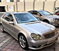 Mercedes Benz C320 Model 2001