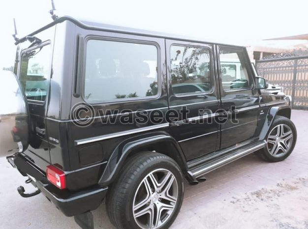 Mercedes-Benz G63 AMG 2014 Red