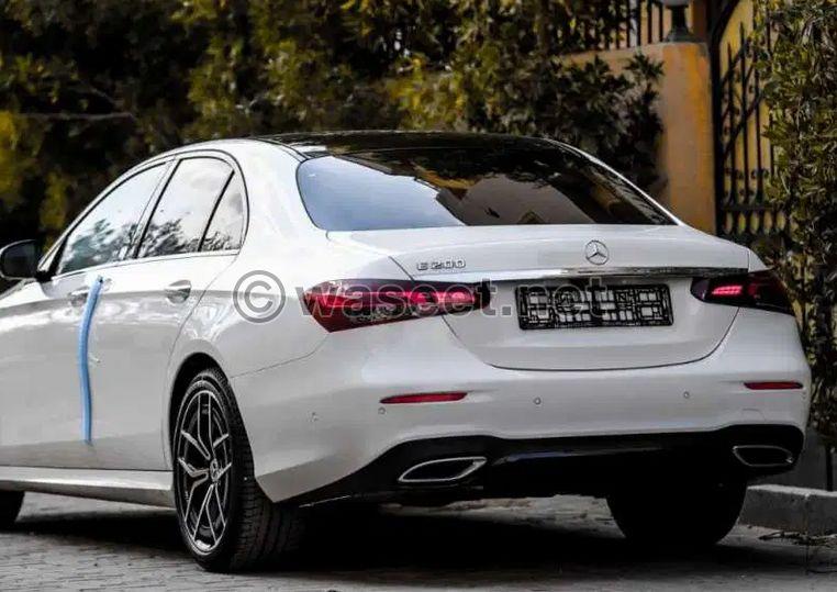 Mercedes E200 2021 1