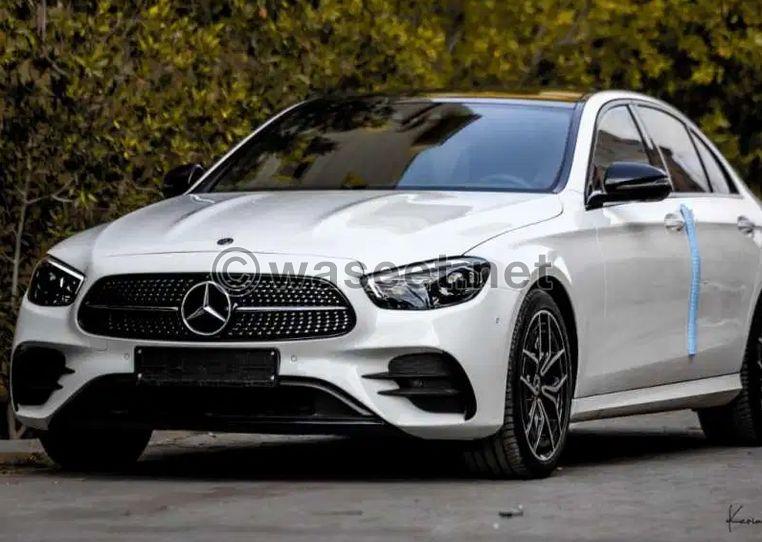 Mercedes E200 2021 0