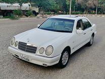 Mercedes E240 - 1999 White