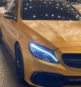 Mercedes c63s Amg Model 2015 for sale 1