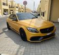 Mercedes c63s Amg Model 2015 for sale 2