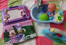 Minnie mouse etc