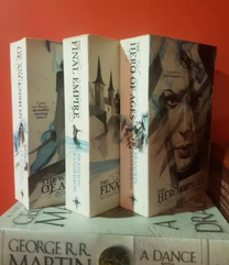 Mistborn collection paperback
